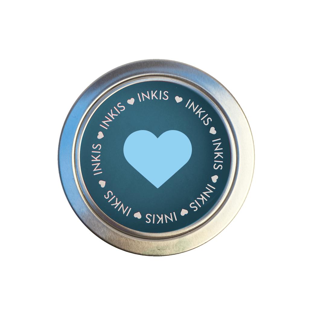 Tinta Inkis especial para Scrapbook - Color Azul Baby