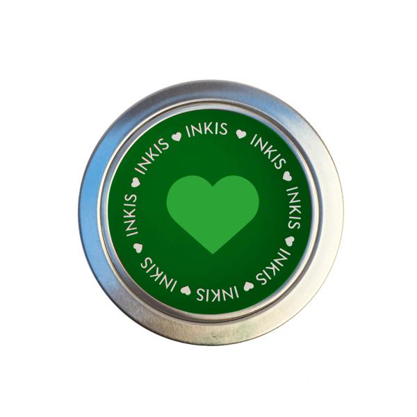 Tinta Inkis especial para Scrapbook - Color Verde Dólar