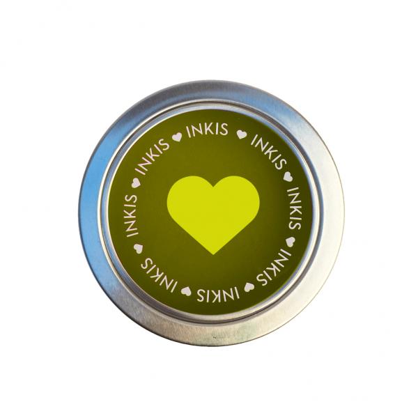 Tinta Inkis especial para Scrapbook - Color Verde Lima