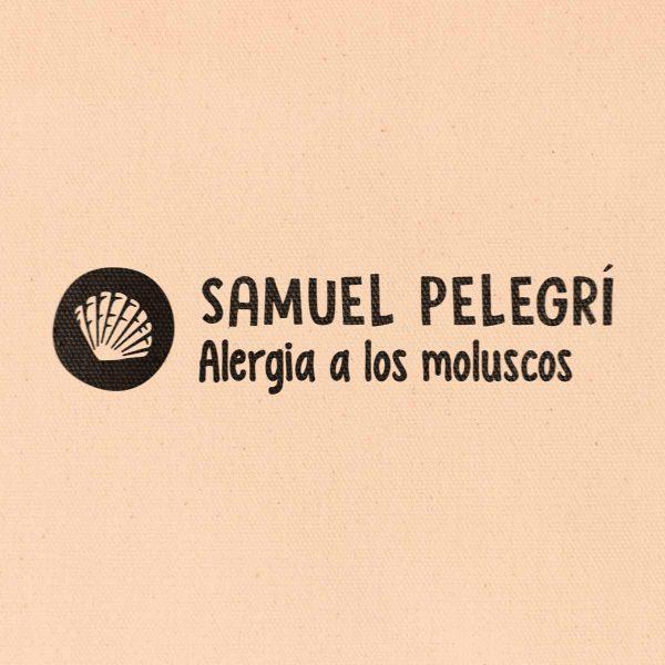 Sello Alergia Moluscos